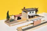 Cropsy maquettes ferroviaires bois carton